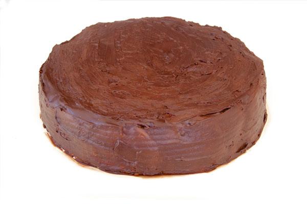 Receta de tarta de galletas y chocolate fácil
