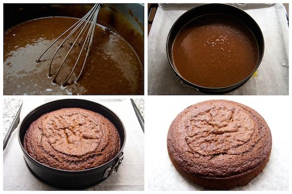 Receta de bizcocho de chocolate casero y fácil