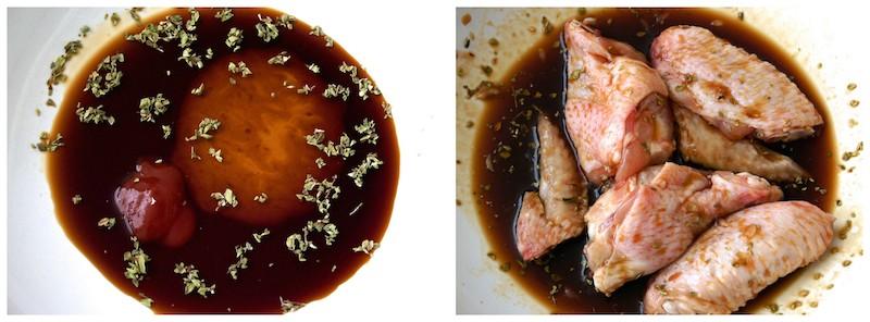 Cómo preparar alitas de pollo al horno con miel y salsa de soja