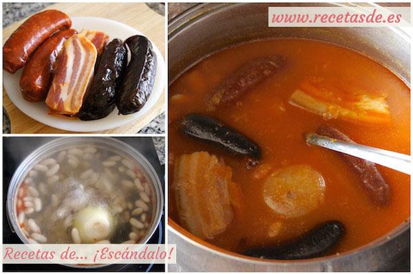 Cómo preparar la receta de fabada asturiana auténtica y tradicional
