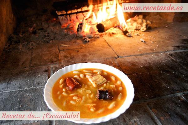 Fabada asturiana, la receta tradicional y auténtica