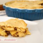 Apple Pie o tarta de manzana americana. Receta 100% casera