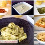 Recetas de salsas para pasta