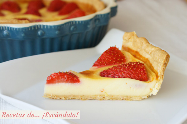 Molde cerámico para las tartas dulces y saladas