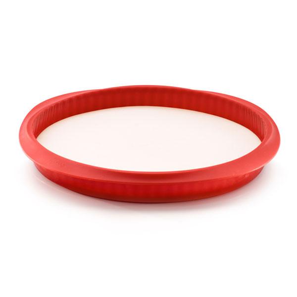 2412528R14M150-molde-quiche-desmontable-silicona-base-ceramica-28-cm-lekue-rojo
