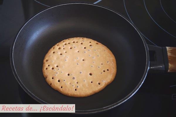 Tortitas de avena saludables