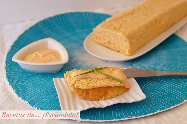 Receta de pastel de salmon fresco, muy facil
