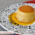 Receta tradicional de flan de huevo casero