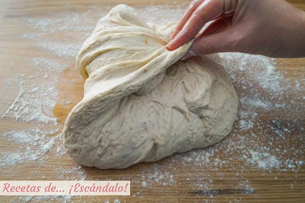Hatillo masa de pan