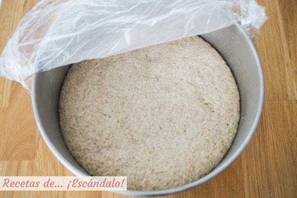 Masa para pan de avena