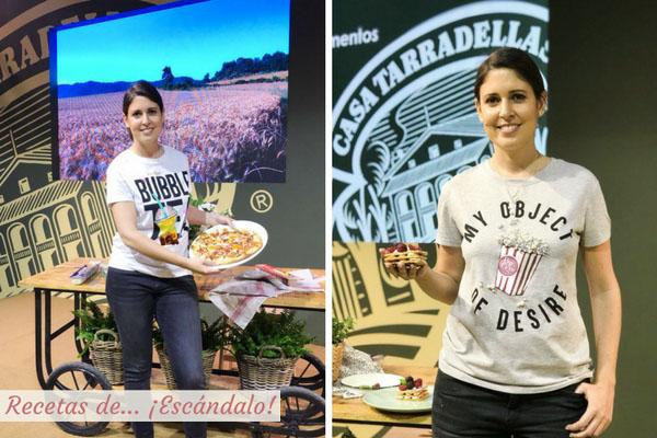 Recetas Casa Tarradellas