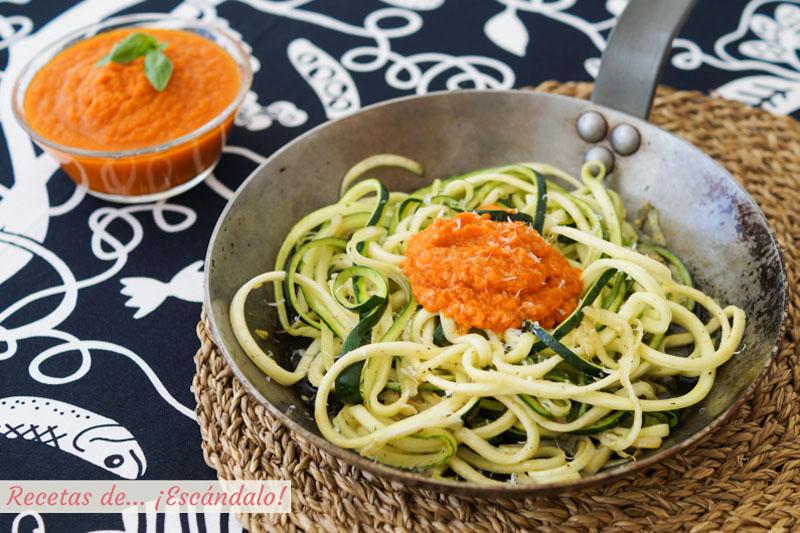 Image Result For Receta Espaguetis De Calabacin Y Zanahoria