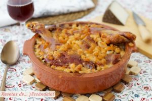 Cassoulet, receta de un guiso frances tradicional espectacular