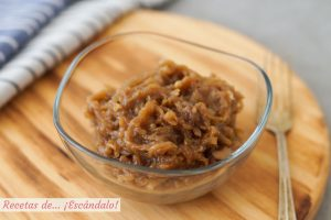 Cebolla caramelizada, la receta mas sencilla y rica