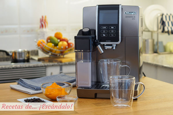Cafetera Delongui superautomatica