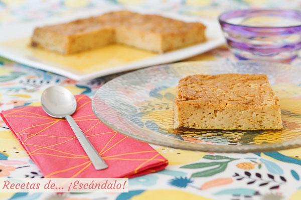 Receta de leche asada, un postre tradicional y muy facil