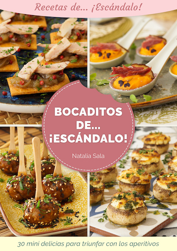 portada ebook Bocaditos de Escandalo