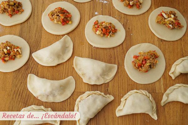 Naminiai argentinietiški empanados
