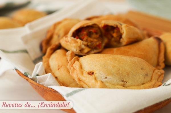 Argentinos arba kreolų mėsos empanadų su namine tešla receptai