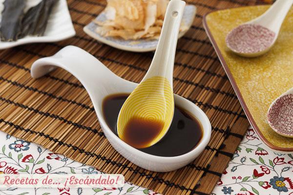Como hacer salsa ponzu casera, un aderezo japones fantastico